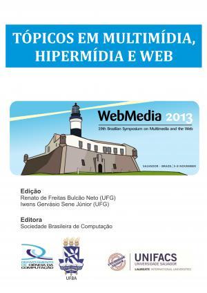 Capa para Minicursos do XIX Simpósio Brasileiro de Sistemas Multimídia e Web