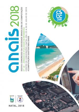Capa para Jornadas de Atualização em Informática 2018