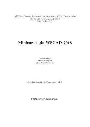 Capa para Minicursos do WSCAD 2018