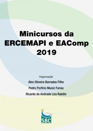 Capa para Minicursos da ERCEMAPI e EAComp 2019