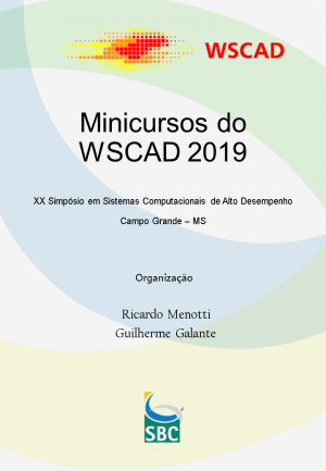 Capa para Minicursos do WSCAD 2019