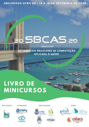 Capa para Minicursos do SBCAS 2020