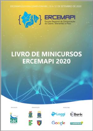 Capa para Minicursos da ERCEMAPI 2020