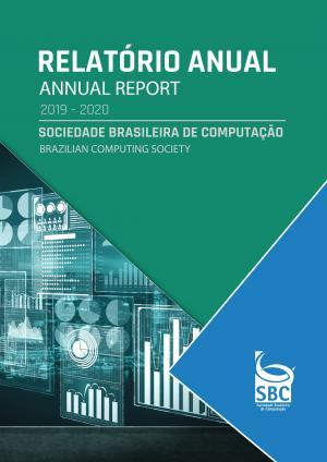 Capa para Relatório Anual da SBC 2019-2020