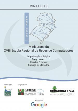 Capa para Minicursos da XVIII Escola Regional de Redes de Computadores