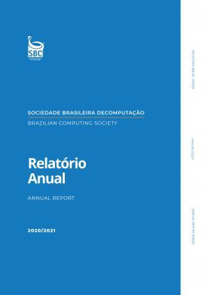 Capa para Relatório Anual da SBC 2020-2021